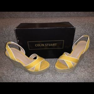 Colin Stuart Wedges NIB